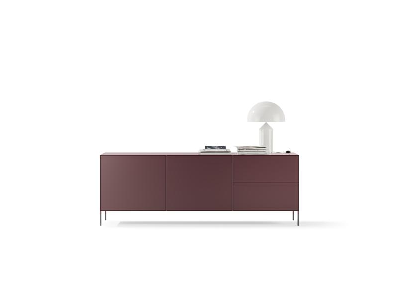 Buffets Lauki composable, Treku