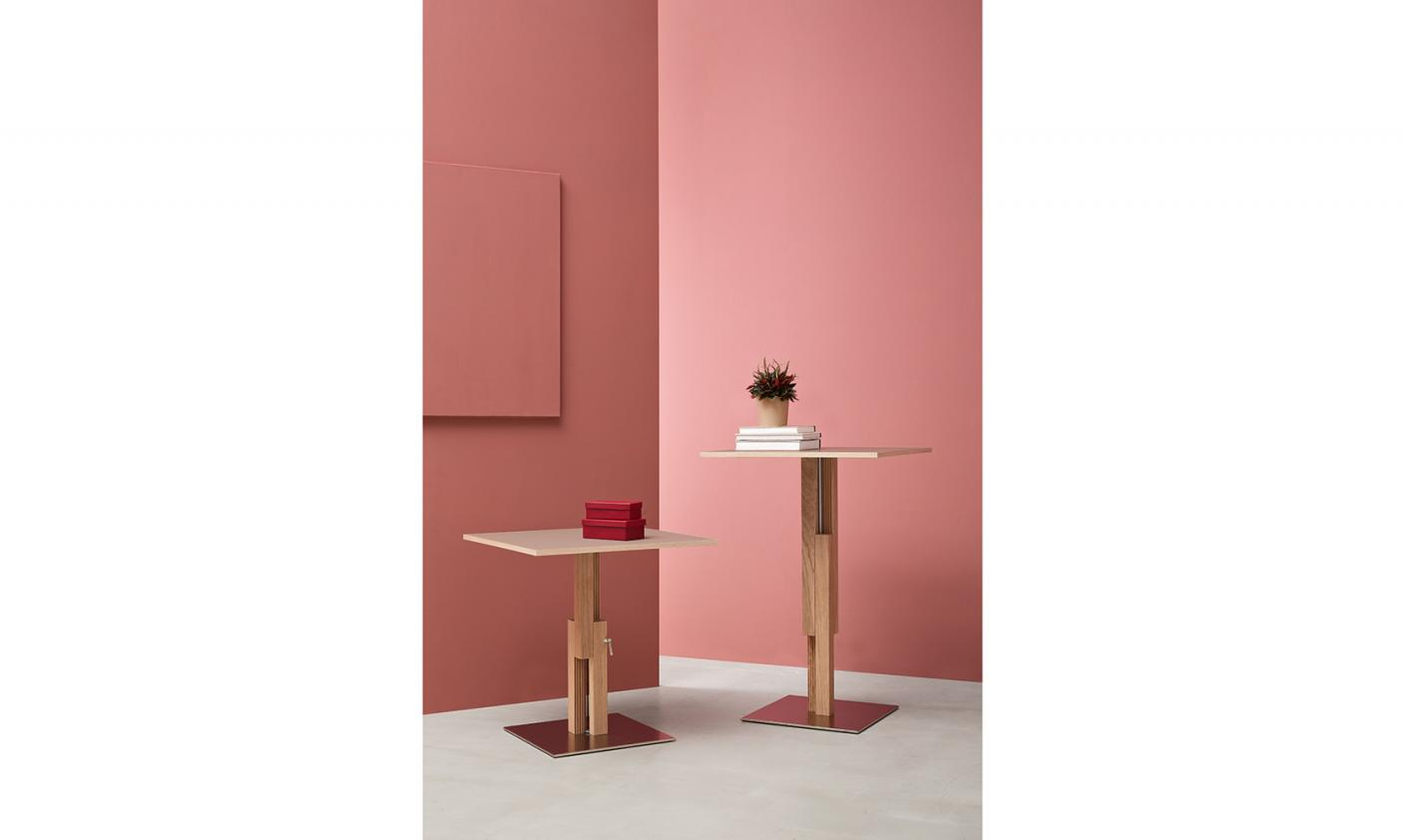 Table Duetto, Sculptures jeux
