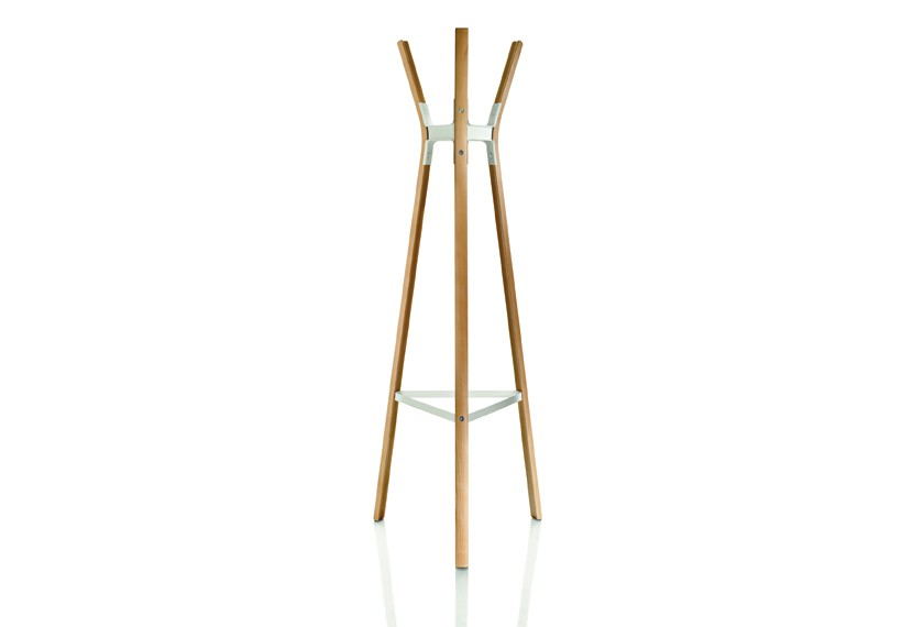 Porte-manteaux Steelwood Coat Stand, Magis