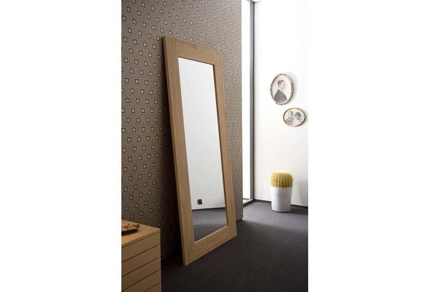 Acheter miroir mirror en teck meubles valence 26 for Miroir decoratif pour chambre