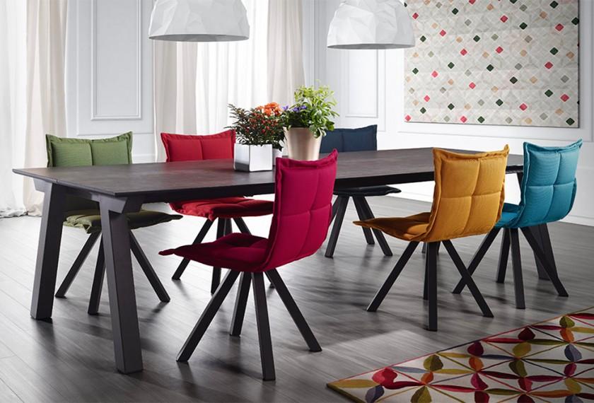 acheter table duero dressy mobliberica meubles valence 26. Black Bedroom Furniture Sets. Home Design Ideas