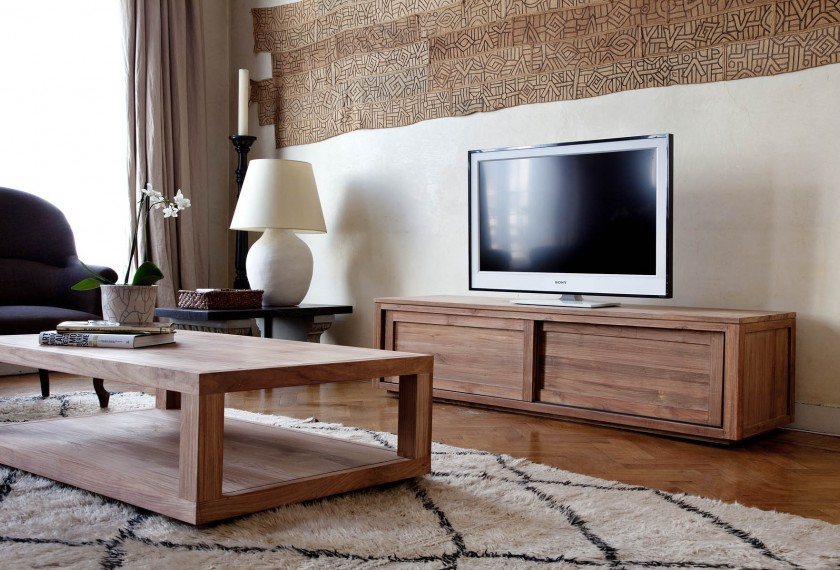table basse avec meuble tv. Black Bedroom Furniture Sets. Home Design Ideas