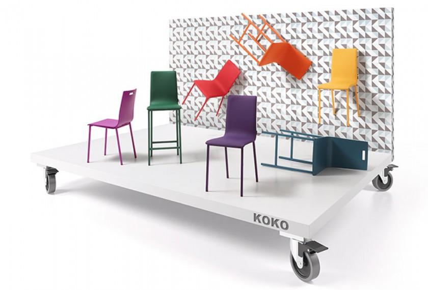 Chaise Koko Valence26 Mobliberica Acheter Meubles 3LjcR45Aq