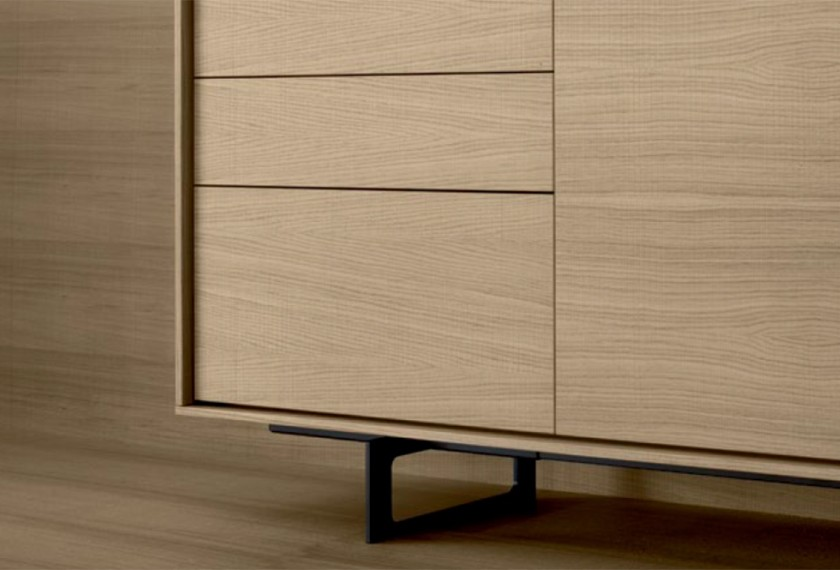 Buffets Aura composable, Treku