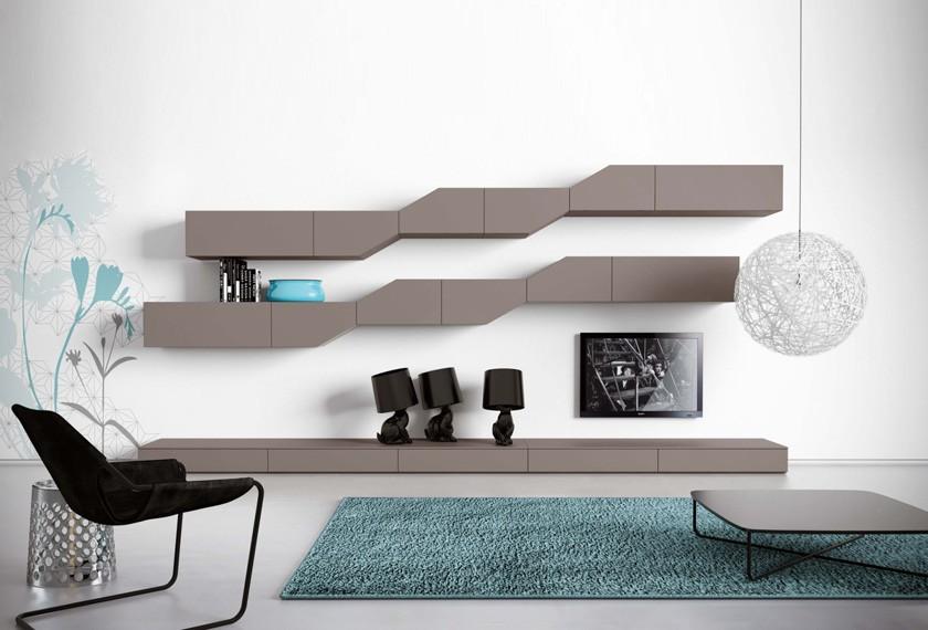 Acheter composition tv diagona g123 meubles valence 26 - Composition murale ikea ...