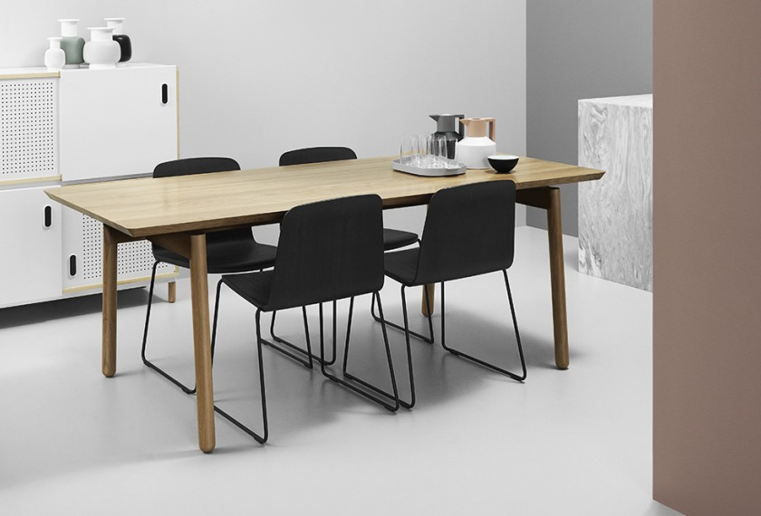 TablerectangulaireNord, Normann Copenhagen
