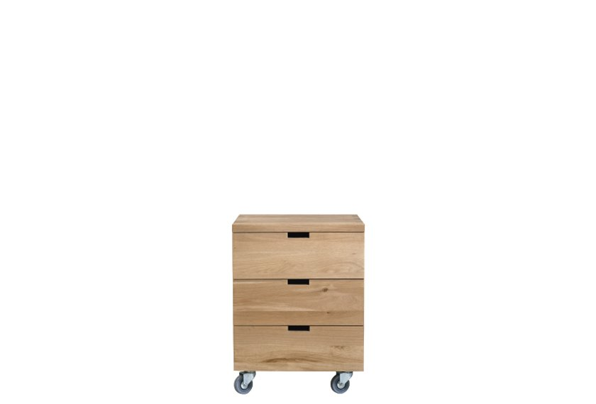 Acheter bloc tiroirs meubles valence 26 for Meuble tiroir roulette