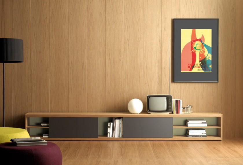 Acheter meubles tv lau treku valence dr me 26 magasin de for Meuble tv pas large