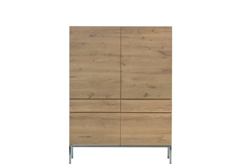 acheter armoirette ligna en ch ne meubles valence 26. Black Bedroom Furniture Sets. Home Design Ideas