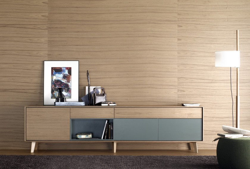 Buffet Aura composable, Treku