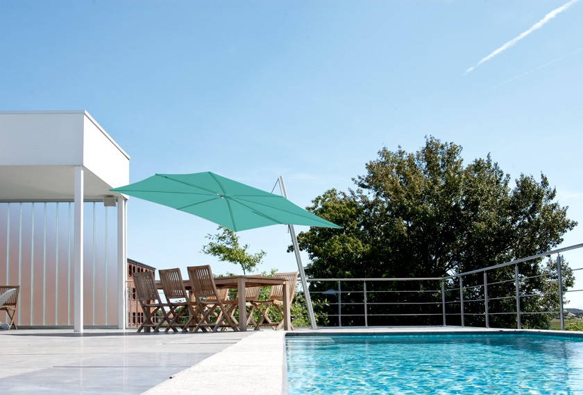 Acheter parasol spectra meubles valence 26 for Accessoire piscine valence