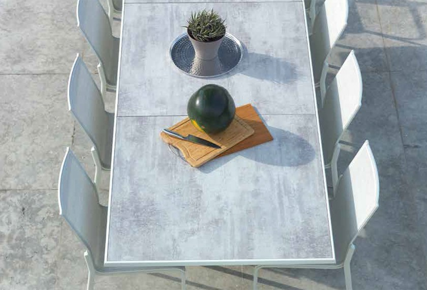 Cuisine valence finest photo of taksim sinan valence drme for Table extensible koton