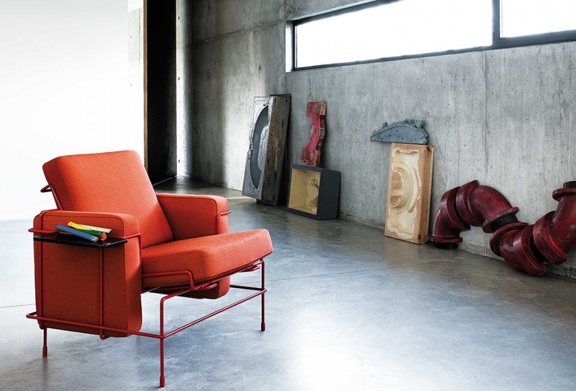 Fauteuil Traffic, Magis