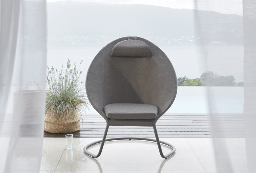 Fauteuil Cocoon, Lafuma-mobilier