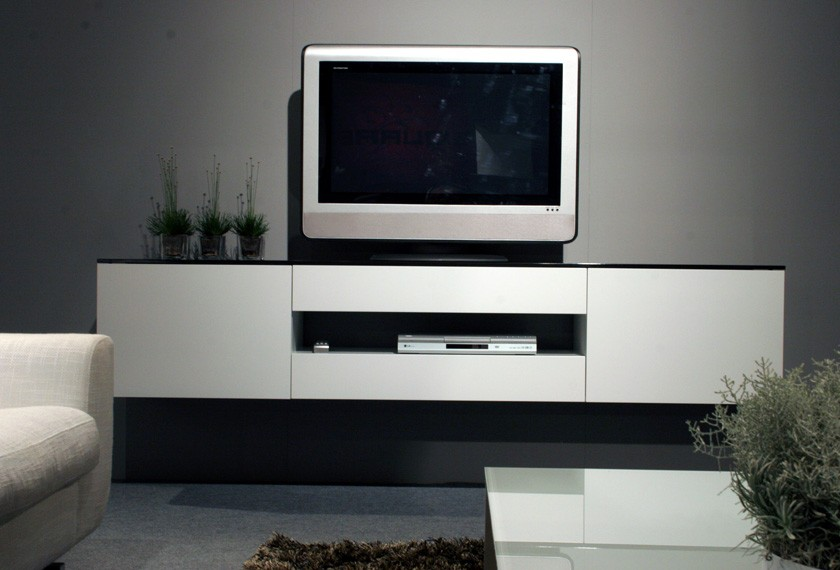 Meubles tv suspendu meuble tv suspendu sur enperdresonlapin - Meuble suspendu salon design ...