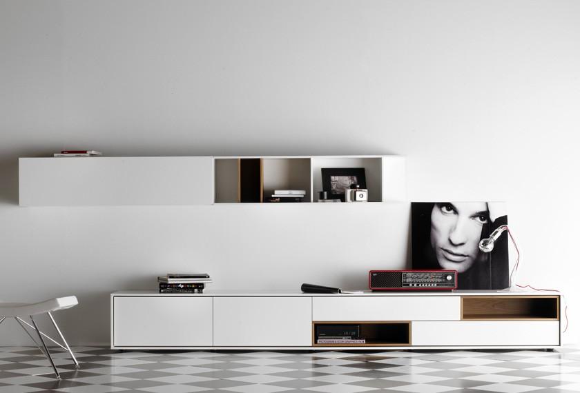 meuble suspendu belgique - Meuble Suspendu Salon Design
