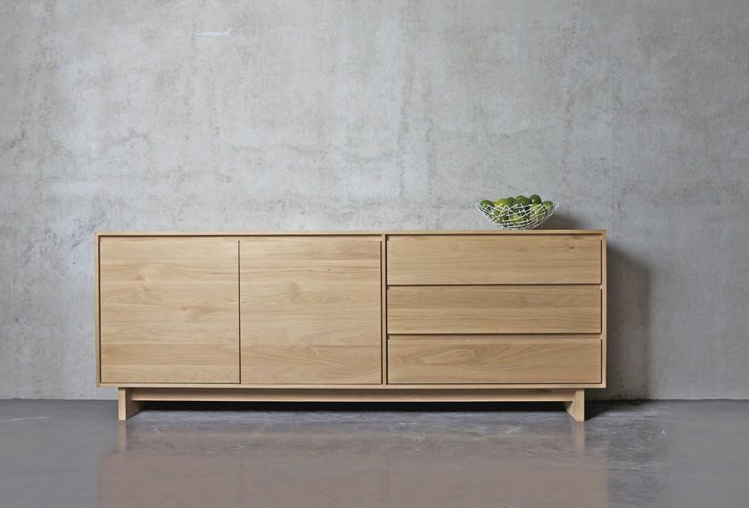 acheter buffet ch ne wave meubles valence 26. Black Bedroom Furniture Sets. Home Design Ideas