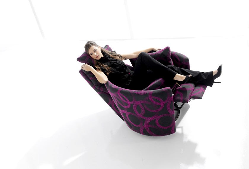 Fauteuil relaxation Venus, Fama