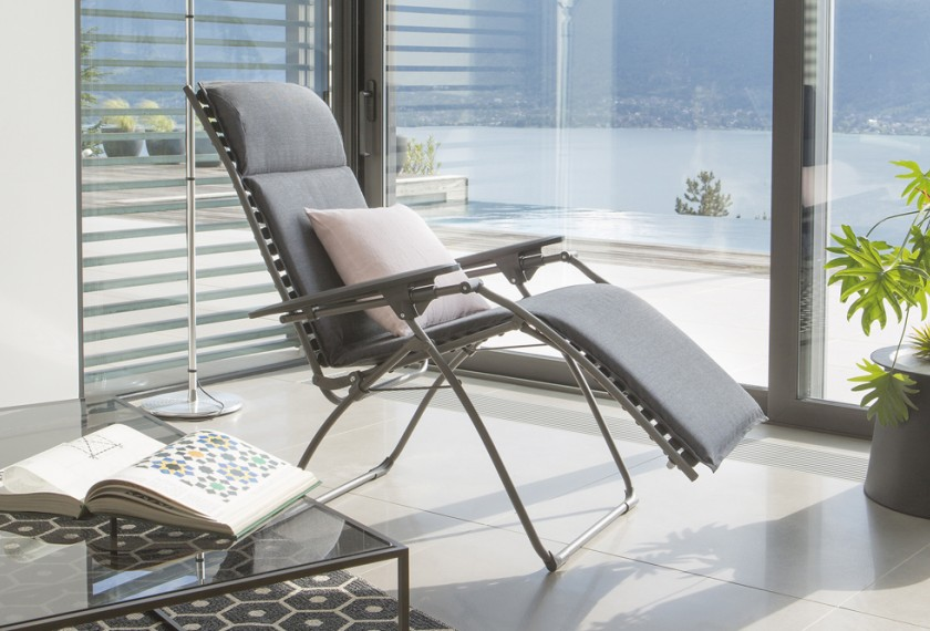 Fauteuil relax Evolution, Lafuma-mobilier
