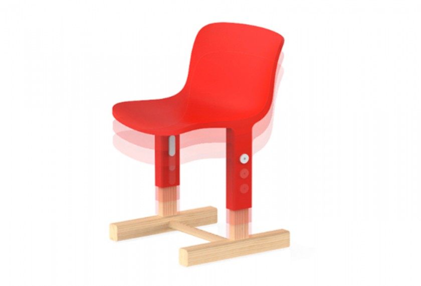 Chaise enfant Little BIG, Magis